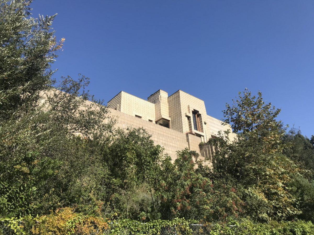 Ennis House, Frank Lloyd Wright