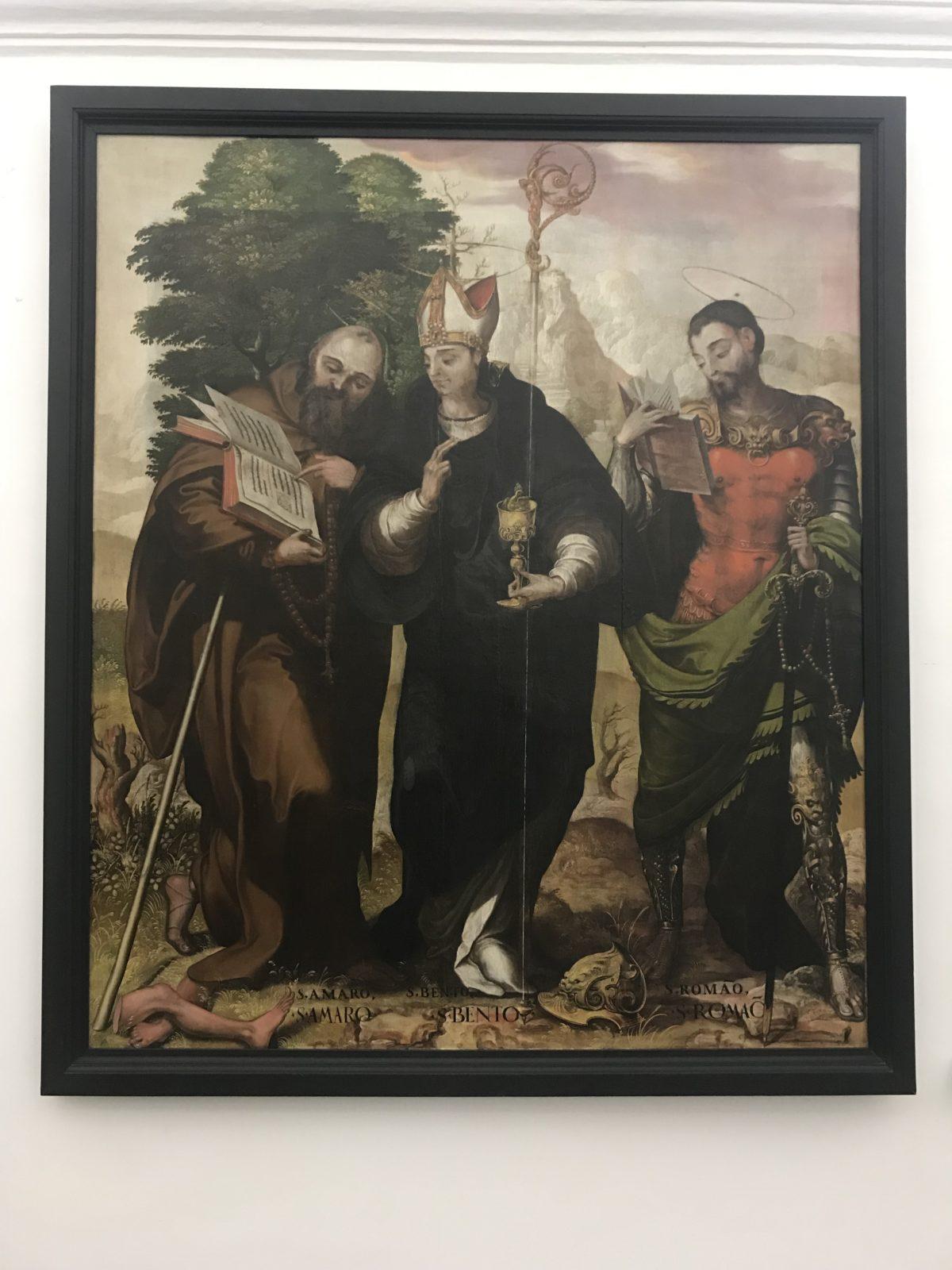 Amarus, Benedict, Romanus
